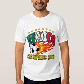Mexico Champions T Shirt
