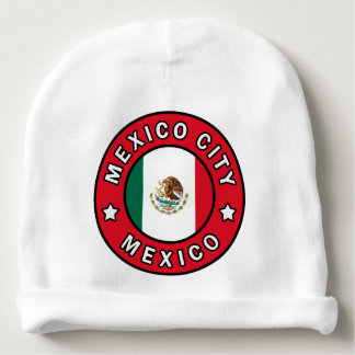 Mexico City Mexico Baby Beanie