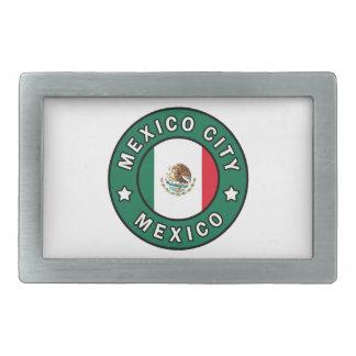 Mexico City Mexico Belt Buckles
