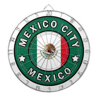 Mexico City Mexico Dartboard