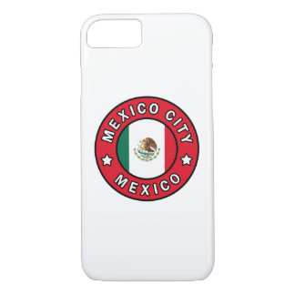 Mexico City Mexico iPhone 8/7 Case
