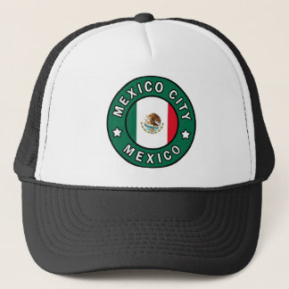 Mexico City Mexico Trucker Hat