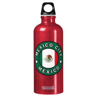 Mexico City Mexico Water Bottle