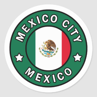 Mexico City Sticker