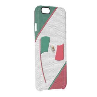 Mexico Clear iPhone 6/6S Case