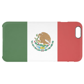 Mexico Clear iPhone 6 Plus Case