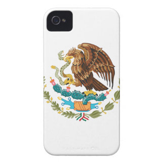 Mexico Coat Of Arms iPhone 4 Covers