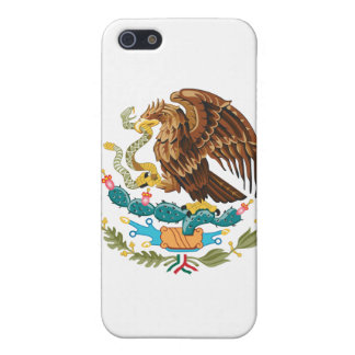 Mexico Coat of Arms iPhone 5 Cases