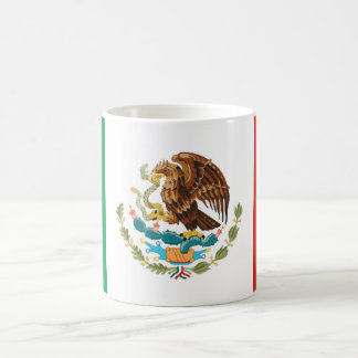 Mexico country flag nation symbol republic coffee mug