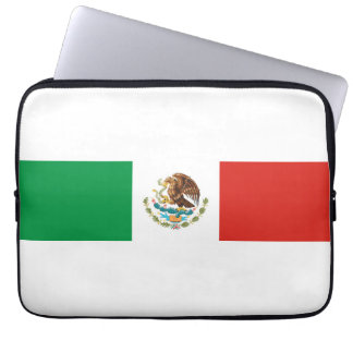 Mexico country flag nation symbol republic computer sleeves