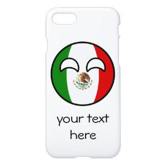 Mexico Countryball iPhone 7 Case