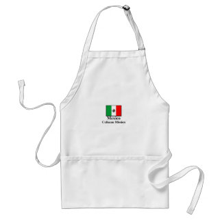 Mexico Culiacan Mission Apron