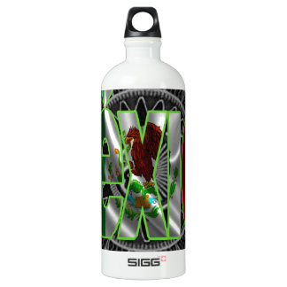 MEXICO CUSTOMIZABLE SIGG TRAVELLER 1.0L WATER BOTTLE