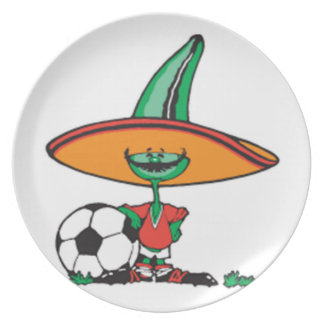 MeXiCO cute, design, Plate