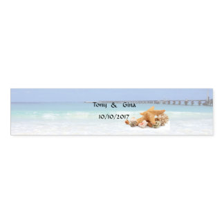 Mexico Destination Wedding Napkin Bands