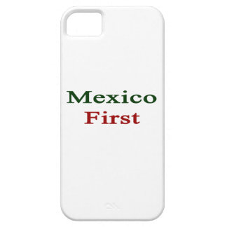 Mexico First Cover For iPhone 5/5S