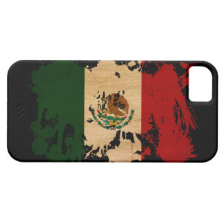 Mexico Flag Barely There iPhone 5 Case