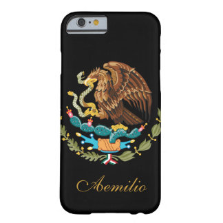Mexico Flag Barely There iPhone 6 Case