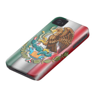 Mexico Flag Blackberry Bold Case