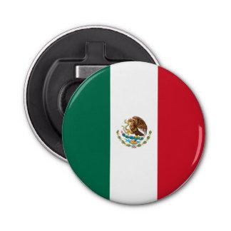 Mexico Flag Bottle Opener