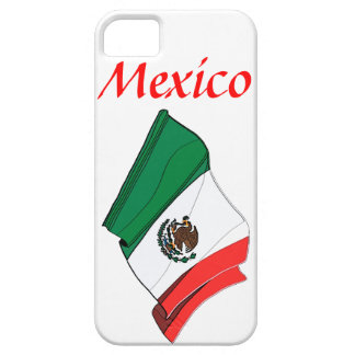 Mexico Flag Design iPhone 5 Case