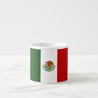 Mexico Flag Espresso Cup