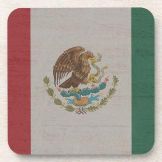 Mexico Flag International Coaster