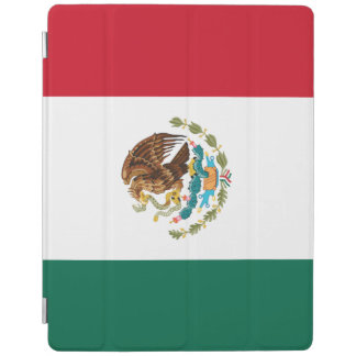 Mexico Flag iPad Cover