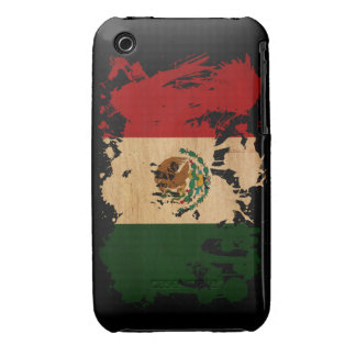 Mexico Flag iPhone 3 Case-Mate Case