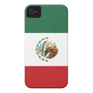Mexico Flag iPhone 4 Case