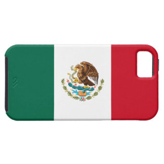 Mexico Flag iPhone 5 Cases