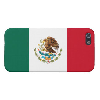 Mexico Flag iPhone 5 Case