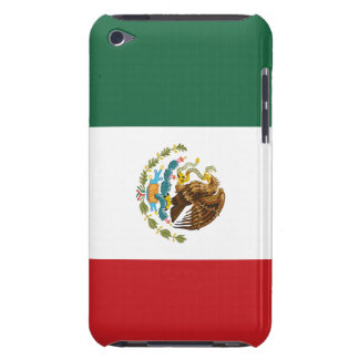 Mexico Flag iTouch Case