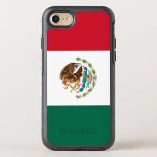 Mexico Flag OtterBox Symmetry iPhone 8/7 Case