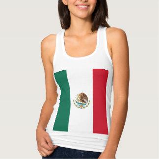 Mexico Flag Singlet