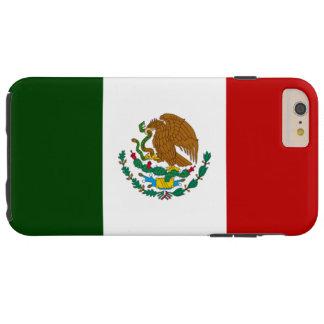 Mexico flag tough iPhone 6 plus case