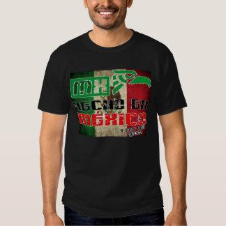 Mexico flag tshirt