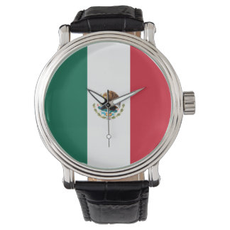 Mexico Flag Watch