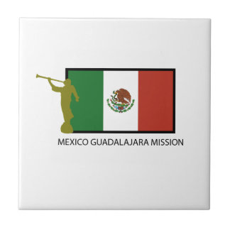 MEXICO GUADALAJARA MISSION LDS CTR SMALL SQUARE TILE
