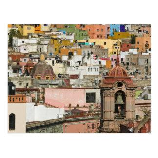 Mexico, Guanajuato State, Guanajuato. Templo de 2 Postcard