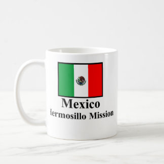 Mexico Hermosillo Mission Drinkware Coffee Mug