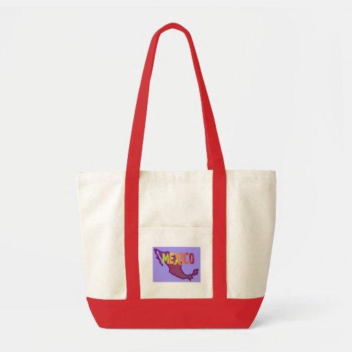 Mexico Impulse Tote Bag