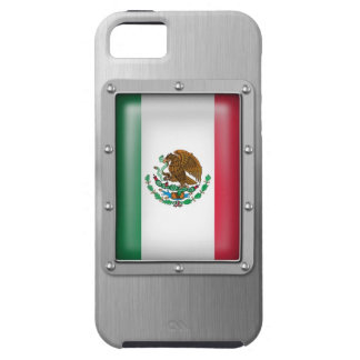 Mexico in Stainless Steel iPhone 5 Case
