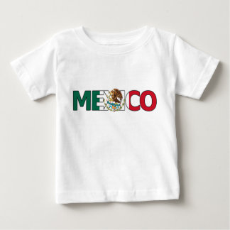 Mexico Infant T-Shirt