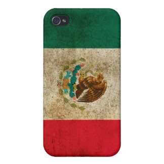 Mexico Cover For iPhone 4