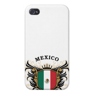 Mexico iPhone 4 Covers