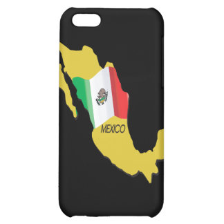 Mexico iPhone 5C Cover