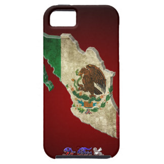 MEXICO MAP GIFTS CUSTOMIZABLE PRODUCTS iPhone 5 CASES