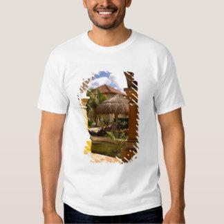 Mexico, Mayan Riviera, architecture at Iberostar Tee Shirt