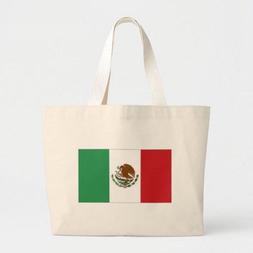 Mexico National Flag Bag